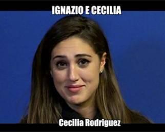 Cecilia Rodriguez: 'Ignazio è superdotato'