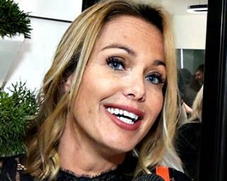 Sonia Bruganelli: ''Sui social solo la parte migliore della mia vita''
