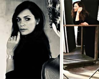 Alena Seredova debutta come designer di gioielli