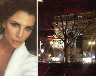 Claudia Galanti trasloca a Parigi: ritorno di fiamma con Mimran?