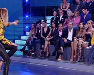 Alessia Marcuzzi sbotta contro la Henger