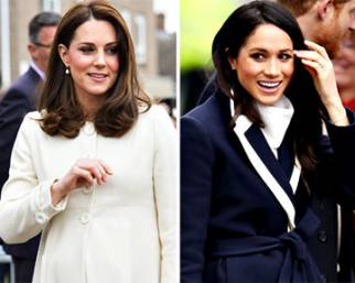 Kate Middleton e Meghan Markle, sfida di bellezza