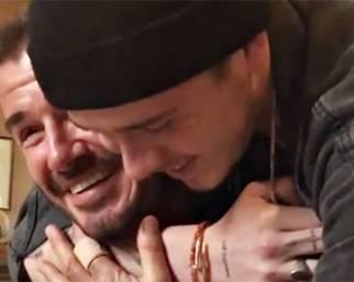 David Beckham, compleanno con sorpresa