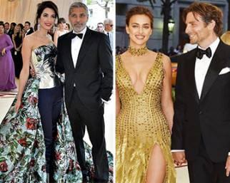 Irina, Amal e tutte le star al Met Ball