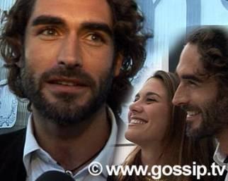 Sergio Muniz e la sua bella