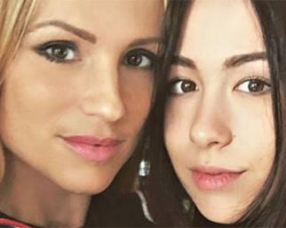 Aurora Ramazzotti, il confronto con Michelle