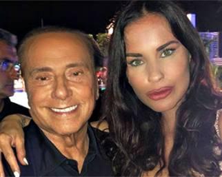Antonella Mosetti, primo incontro con Silvio Berlusconi