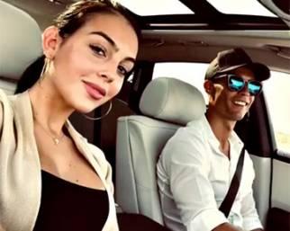 Ronaldo e Georgina, shopping milanese