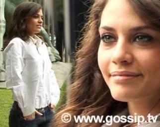 Larissa Volpentesta, stella nascente