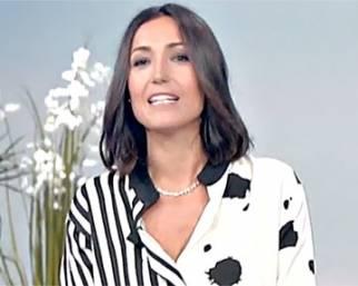 Caterina Balivo, il look del debutto