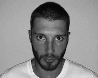 Stefano De Martino, capelli rasati