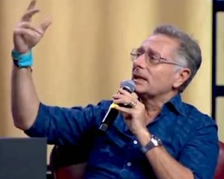Paolo Bonolis: 'Salvini e Di Maio come Totò e Peppino'