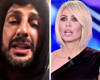 Fabrizio Corona minaccia Ilary Blasi