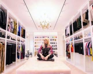 L'armadio infinito di Donatella Versace