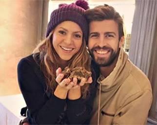 Shakira e Piquè, vacanza in Toscana
