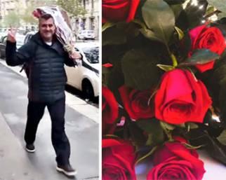 Bobo Vieri, una sorpresa speciale per Costanza