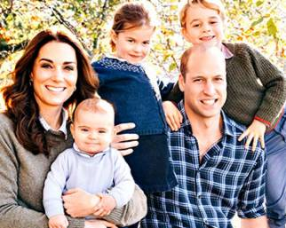 William e Kate, ecco il terzogenito Louis