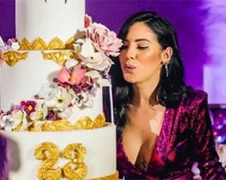 Giulia De Lellis, party di compleanno da principessa