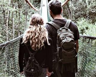 Luca Argentero e Cristina Marino in vacanza
