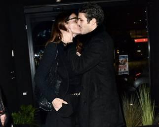 Jane Alexander ed Elia Fongaro sempre in love