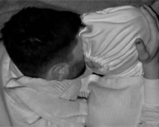 Arriva il bacio tra Jeremias e Soleil