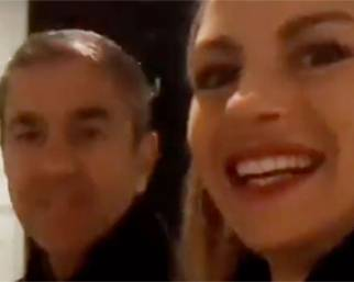Billy Costacurta contro Wanda Nara: Martina Colombari ironizza
