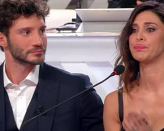 Belen e Stefano insieme in tv