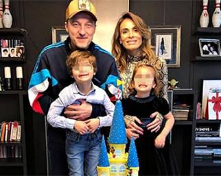 Facchinetti festeggia la figlia Liv