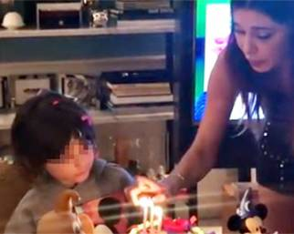 Santiago De Martino, Belen festeggia il suo compleanno