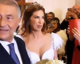 Veronica Maya: le Instagram Stories delle nozze