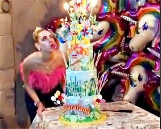 Chiara Ferragni , compleanno super con Chiaraland