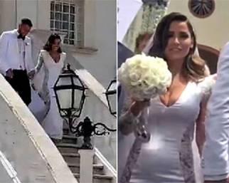 Alessia Macari si è sposata