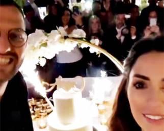 Alessia Macari e Oliver, seconda festa di nozze dopo il sì