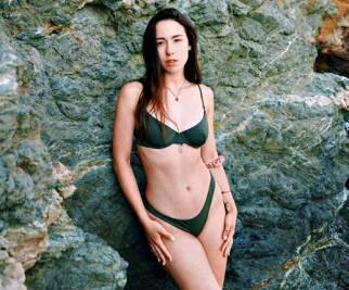 Aurora Ramazzotti, estate in bikini