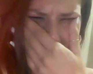 Antonella Fiordelisi piange per il tradimento di Francesco Chiofalo