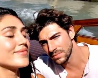 Cecilia Rodriguez e Ignazio Moser insieme a Venezia 76
