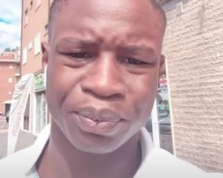 Prince Zorresi vittima di razzismo