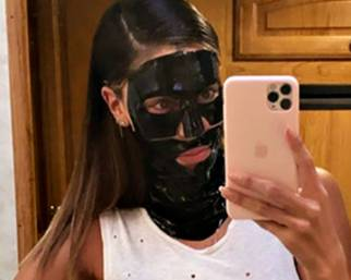 Belen Rodriguez, altro tutorial per il make up