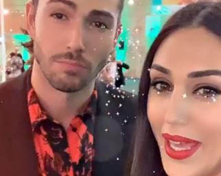 Cecilia Rodriguez e Ignazio Moser agli MTV Ema