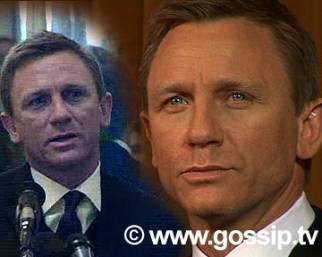I giorni di Daniel Craig