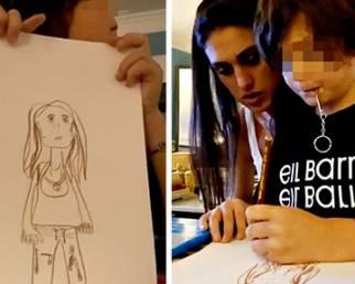 Santiago De Martino  è un talento nel disegno