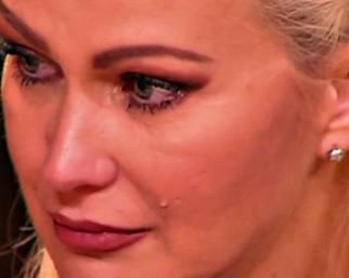 Eva Henger distrutta dal dolore