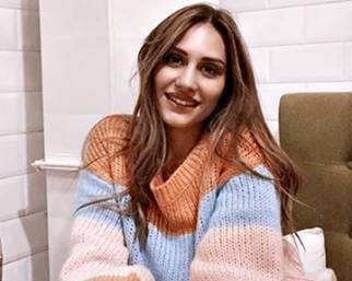 Beatrice Valli incinta per la terza volta