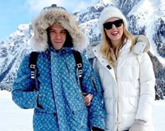 Chiara Ferragni e Fedez, Natale 2019 a Madonna di Campiglio