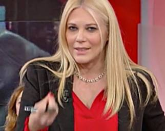 Eleonora Daniele annuncia: ''Sono incinta''