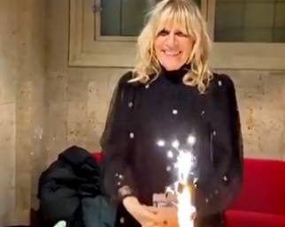 Gemma Galgani compie 70 anni e festeggia