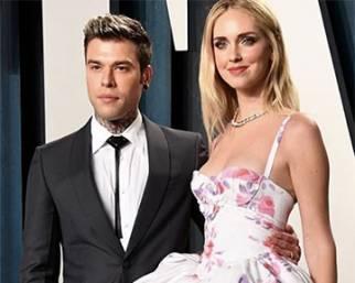 Fedez e Chiara Ferragni agli Oscar 2020