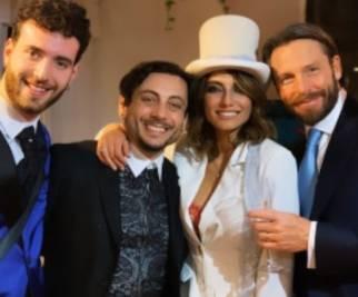 Samanta Togni, le nozze con Mario Russo