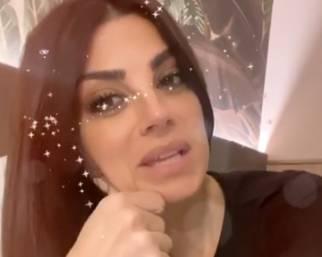 Pago e Serena Enardu fidanzatini a Milano