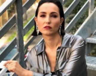 Caterina Balivo non dorme con il marito